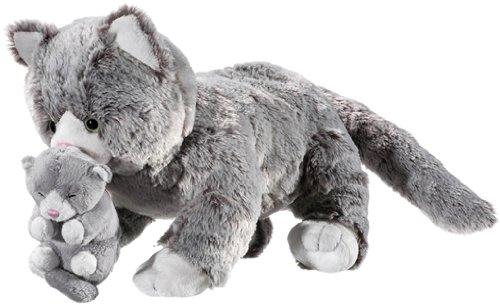 Heunec 284173 - Softissimo Clásicos gato con bebé [importado de Alemania]